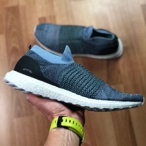 Adidas UltraBoost Laceless Parley (CM8271) Mens